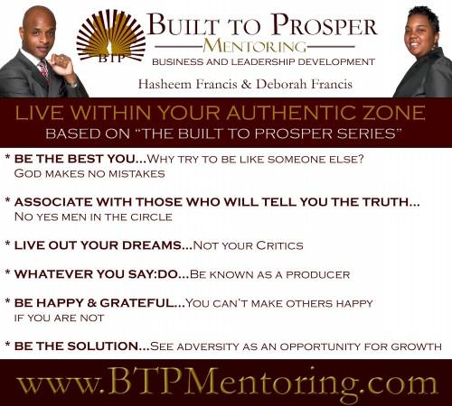 BTP Mentoring web